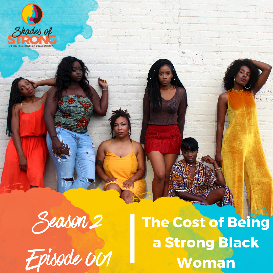 Shades of Strong Podcast S2Ep001