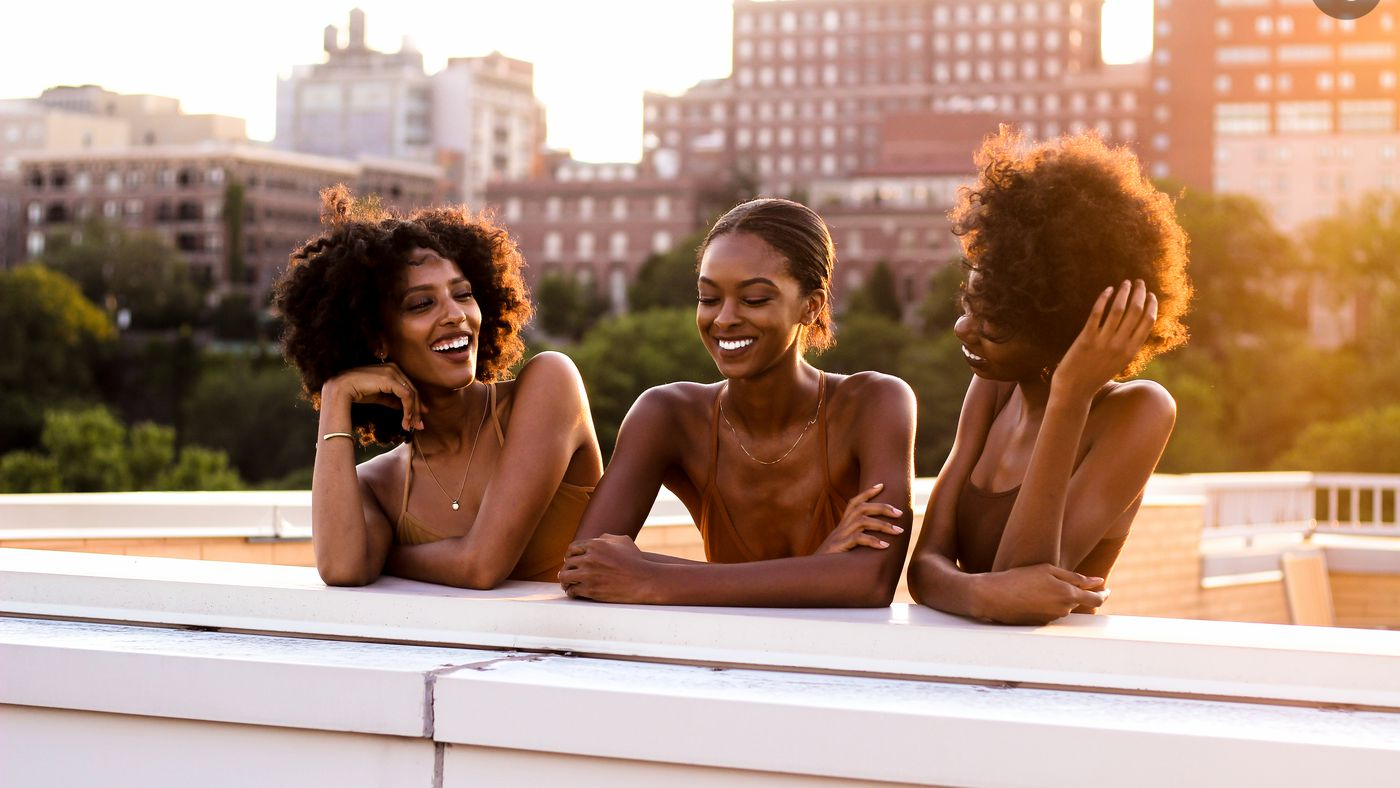 Sisterhood | They Smile in Your Face