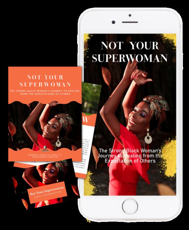 Not Your Superwoman Bundle